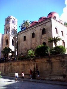 Chiesa San Cataldo und La Martorana